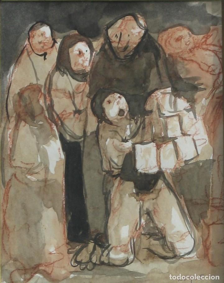 Arte: Vocero Guasch de Manuel Fernández LUQUE (Écija 1919 - Valencia 2005) - Foto 2 - 194516027