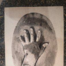 Arte: ACUARELA ANTIGUA, LA MANO, ANÓNIMO, BUENA CALIDAD. 35X26. Lote 194704212