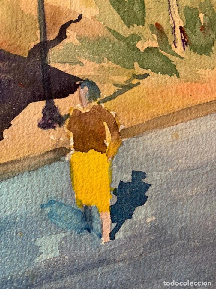 Arte: ROBERTO SEGURA MONGÉ - PAISAJE URBANO - Foto 3 - 194867818