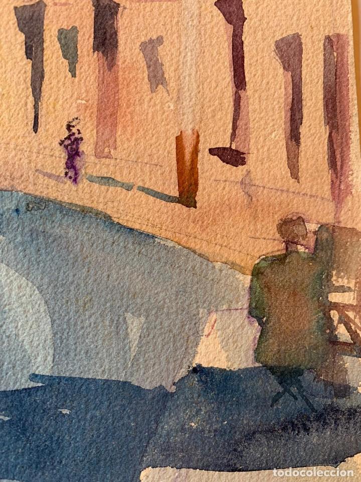 Arte: ROBERTO SEGURA MONGÉ - PAISAJE URBANO - Foto 6 - 194867818