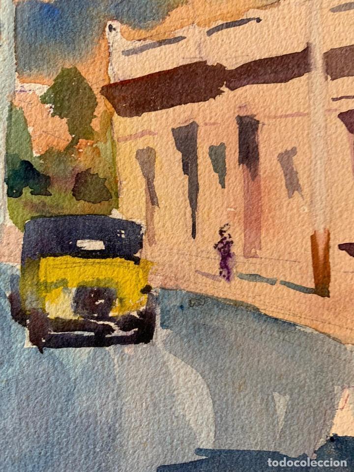 Arte: ROBERTO SEGURA MONGÉ - PAISAJE URBANO - Foto 7 - 194867818
