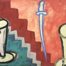 Arte: PACO SIMÓN (1957). Lote 195079782