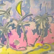Arte: PACO SIMÓN (1957). Lote 195079957