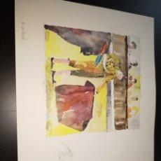 Arte: ACUARELA BALDRICH. Lote 195160501