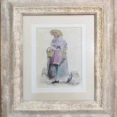 Arte: COLL BARDOLET , PINTURA MALLORCA , BALEARES ( CUADRO ). Lote 195750411