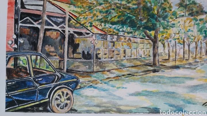 Arte: ACUARELA DE JOAN CARDONA AÑOS 40 - Foto 2 - 198161166
