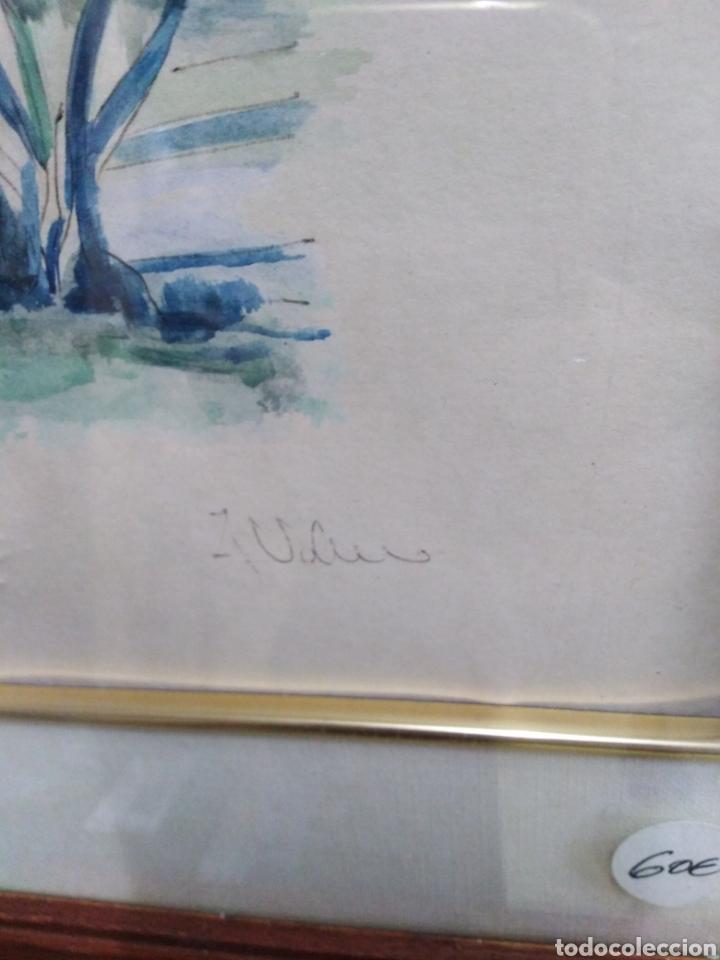 Arte: Acuarela de pintor valenciano (Valero) - Foto 3 - 198391291