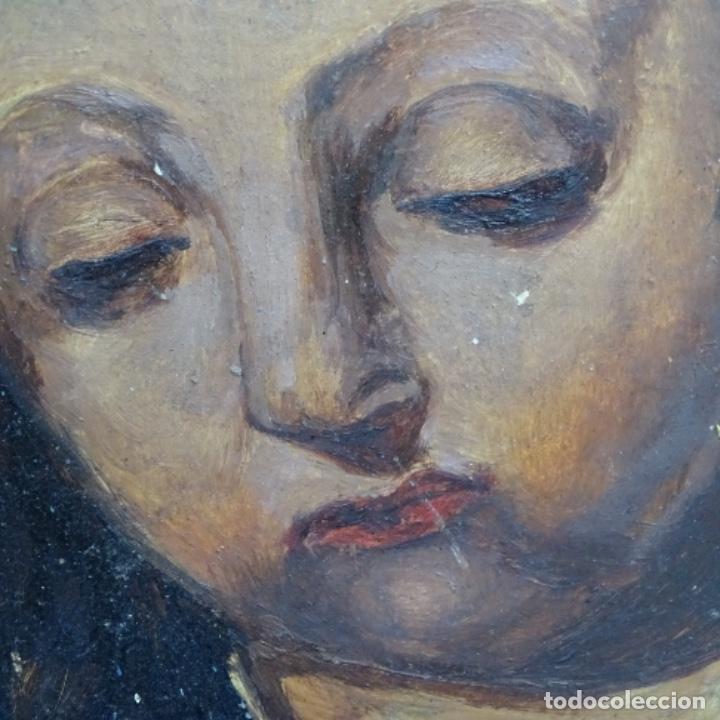 Arte: Oleo de Emilio estrella suazo( principios de s.xx barcelona,ver rafols).excelente trazo. - Foto 3 - 199078357