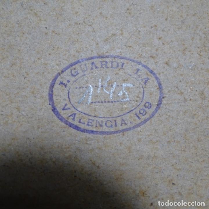 Arte: Oleo de Emilio estrella suazo( principios de s.xx barcelona,ver rafols).excelente trazo. - Foto 10 - 199078357