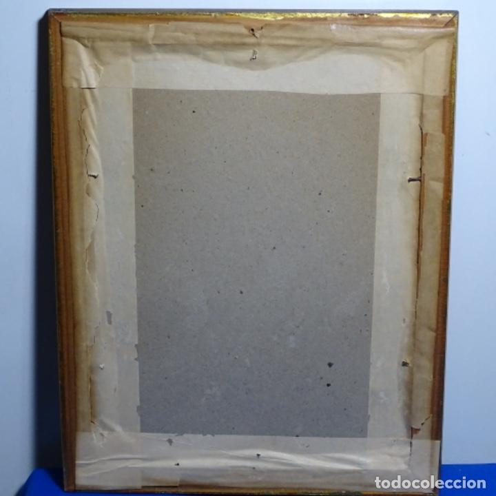 Arte: Acuarela de Emilio estrella suazo( principios de s.xx barcelona,ver rafols).excelente trazo.1919 - Foto 9 - 199079142