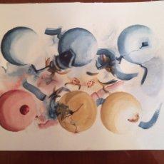 Arte: ACUARELA ABSTRACTA. Lote 199861573