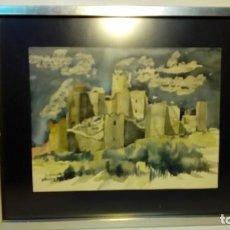 Arte: ACUARELA-ENRIQUE CAVESTANY PARDO BALCARCE. Lote 200791997