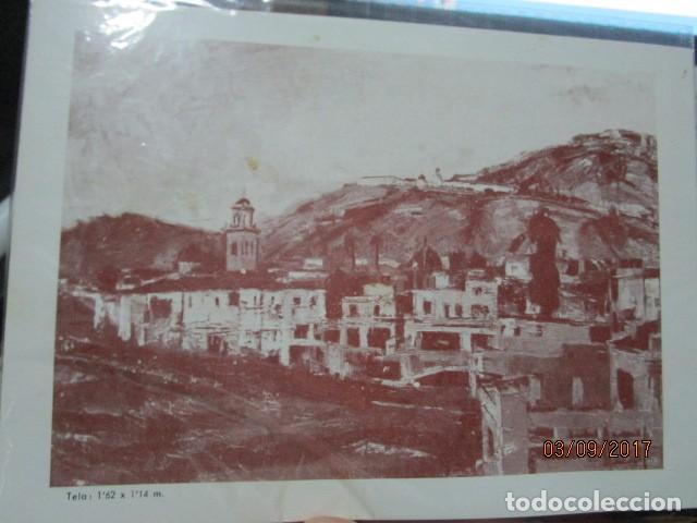 Arte: TARJETA ESCRITA PINTURA PEREZ GIL ORIHUELA ALICANTE 1º PREMIO EXPOSICION BELLAS ARTES MADRID 1964 - Foto 7 - 202026945