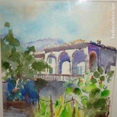 Arte: BERNAT REULL VALLDEMOSSA . Lote 202409196