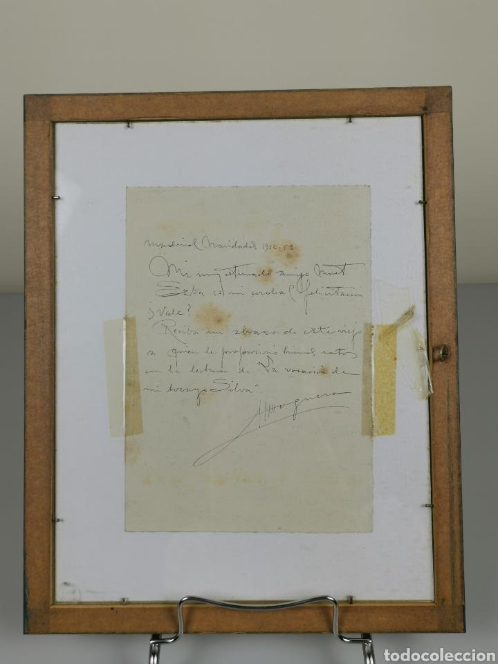 Arte: Acuarela firmado Adrián de Almoguera. Tema Paisaje de Apricano (Vitoria - Álava) Año 1951. - Foto 6 - 204420132