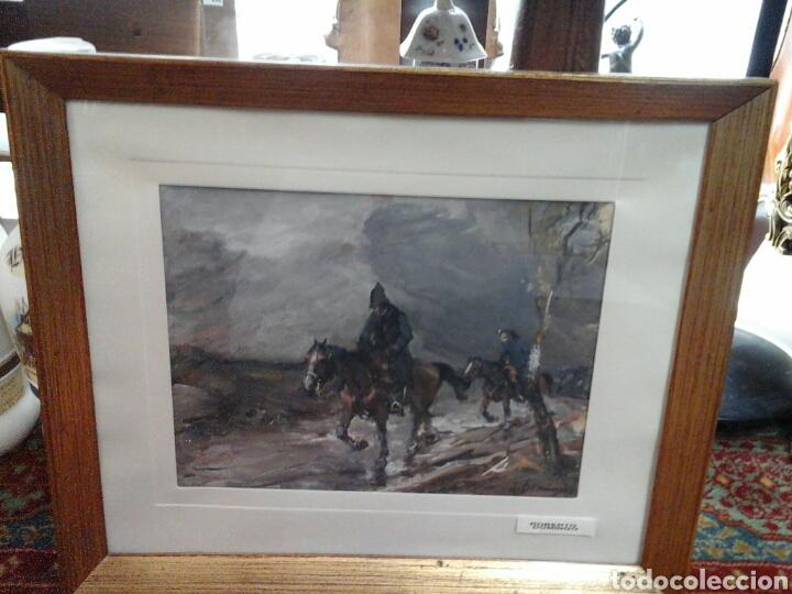ROBERTO DOMINGO (Arte - Acuarelas - Modernas siglo XIX)