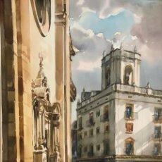 Arte: JOSÉ AYNETO GORRIZ. Lote 207180142