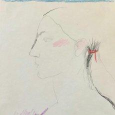 Arte: ROSER BRU (BARCELONA 1923). Lote 207212145