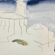 Arte: ROSER BRU (BARCELONA 1923). Lote 207212616