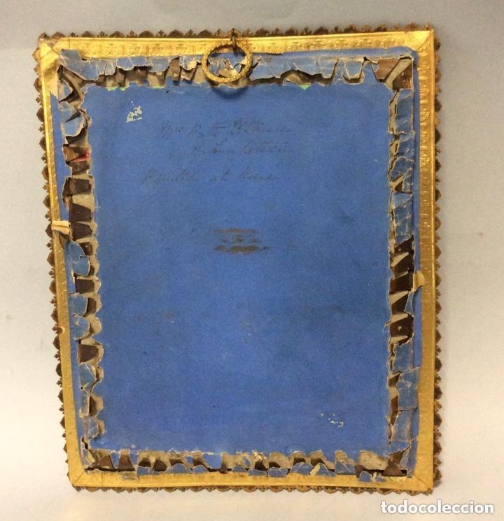 Arte: Impresionante Miniatura del siglo XIX,Escuela Francesa - Foto 4 - 211727620
