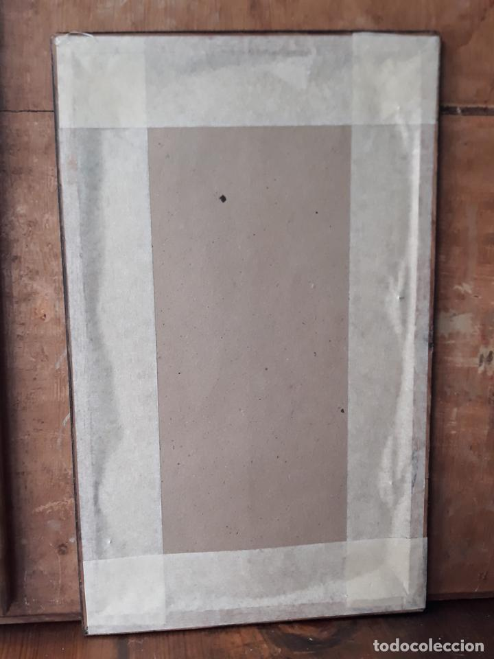Arte: Acuarela de la campana mayor de la catedral de Murcia - firmada cortes - Foto 5 - 212052483