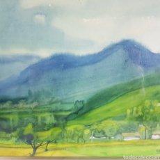 Arte: PAISAJE POR TOMÁS SAYOL Y SALA (1902-1992). Lote 212370756