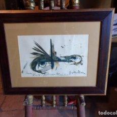 Arte: ACUARELA IMPRESIONISTA ABSTRACTA. Lote 213598151