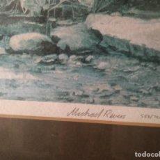Arte: GRASMEN DE MICHAEL REVERS. Lote 218405063
