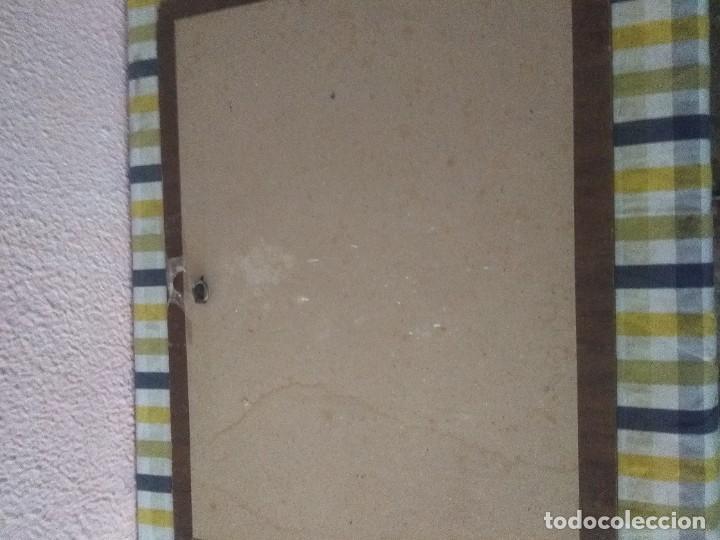 Arte: bonita acuarela o lamina francesa del 19 - Foto 6 - 51655045