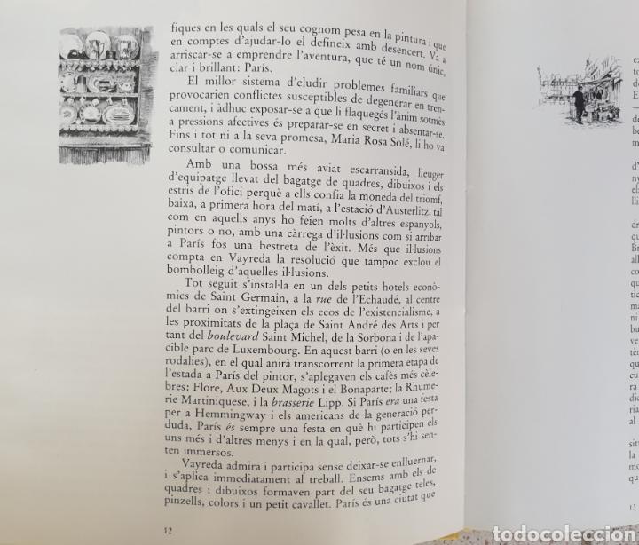 Arte: Josep Mª Vayreda Canadell (Olot, 1932-2001) - Estantes con Porcelana.Publicado.Certificado. - Foto 8 - 218803315