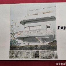 Arte: ORIGINAL ACUARELA SOBRE PAPEL. NOMBRE DIBUJANTE EN REVERSO. Lote 220902292