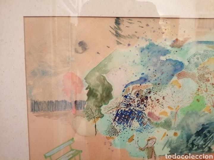 Arte: Daniela Bikacsi. Acuarela y gouache sobre cartón. - Foto 4 - 221571591