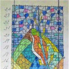 Arte: 35 DIBUJOS Y ACUARELAS DE MARCIAL GÓMEZ. ESPAÑA. SIGLO XX. Lote 221664088