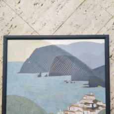 Arte: EXCEPCIONAL CUADRO ORIGTINAL DE KOYAMA POR SÓLO 1300 EUROS.. Lote 221827796