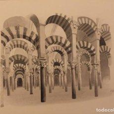 Arte: LA MEZQUITA DE CÓRDOBA, DE PIERRE MONNERAT (SUIZA 1917- ESPAÑA 2005). Lote 221934312