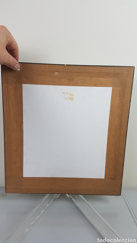 Arte: Tinta sobre papel de alto gramaje del Pintor gallego Alfonso Costa Beiro, Noia - A coruña - 1943. - Foto 6 - 223923961
