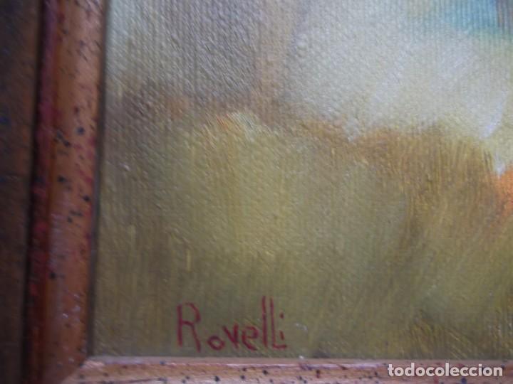Arte: Cuadro Pintura sobre tabla firmada - Foto 4 - 223952838