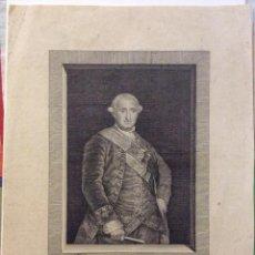 Arte: REGNET VIVATQUE BEATUS ,GRABADO ANTIGUO SIGLO XVIII, REALIZADO POR GOYA PIX. Y BRANDI INC.. Lote 224127753
