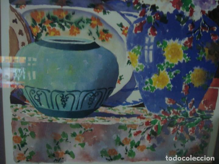 Arte: PAREJA DE BODEGONES FIRMADOS, ENMARCADOS - Foto 10 - 38332460