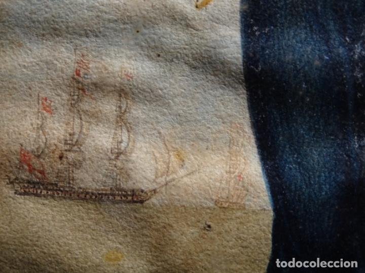 Arte: ACUARELA DEL SIGLO XIX. SOMATEN SORDO MUDO JOSÉ ROVIRA I PUIGJANER DE TIANA.UBACH. - Foto 10 - 231770935