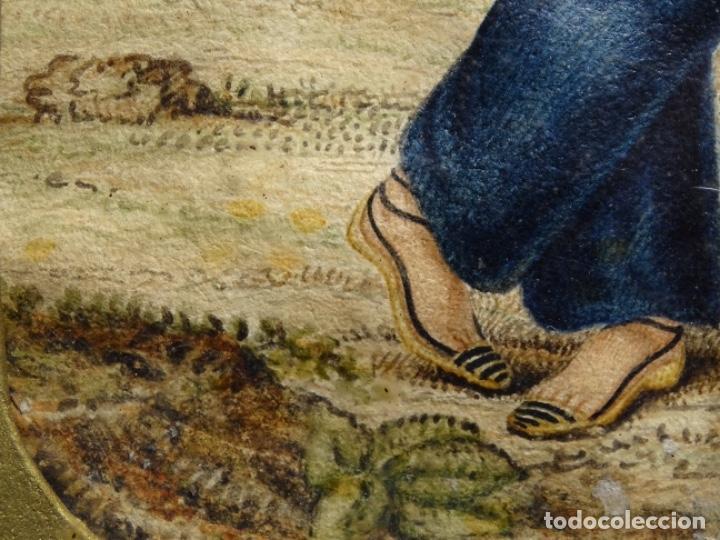 Arte: ACUARELA DEL SIGLO XIX. SOMATEN SORDO MUDO JOSÉ ROVIRA I PUIGJANER DE TIANA.UBACH. - Foto 14 - 231770935