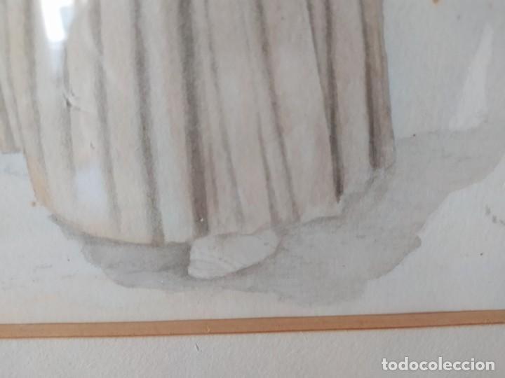 Arte: ACUARELA RAMON MIRALLES BOSCA (1940) - Foto 6 - 234903050