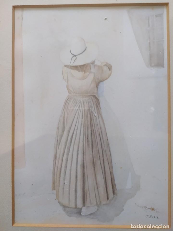 Arte: ACUARELA RAMON MIRALLES BOSCA (1940) - Foto 19 - 234903050