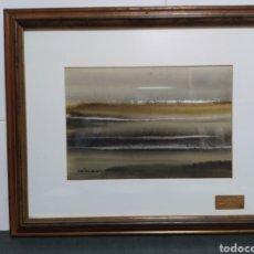 Arte: XAVIER UBACH OBRA ORIGINAL. Lote 235547905