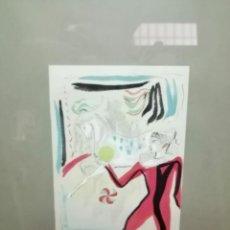 Arte: OBRA ISIDRO PARRA, ACUARELA Y GOUACHE, AÑOS 50'S. Lote 237129840