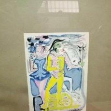 Arte: OBRA ISIDRO PARRA, ACUARELA Y GOUACHE, AÑOS 50'S. Lote 237130340