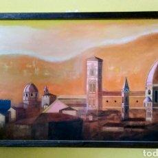 Arte: CUADRO DE FLORENCIA. Lote 237581005