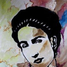 Arte: FRIDA KAHLO OBRA DE GILABERTE. Lote 239499195