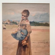 Art: RICARDO VERDE RUBIO 1876 1954 , OBRA CATALOGADA. Lote 247030980