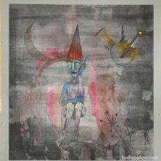 Arte: JOAN PONÇ-DAU AL SET (TÀPIES, CUIXART) - SUITE FONS DE L´ÉSSER (MUSEO DE ARTE MODERNO DE PARÍS). Lote 250168680